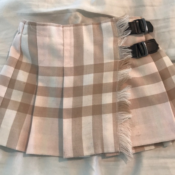 8cc2c5ad5300 Burberry Other - Burberry baby skirt